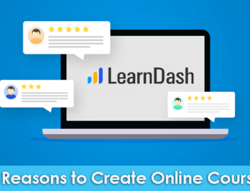 7 Reasons to Create Online Course